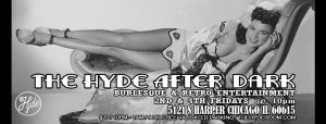 Hyde After Dark